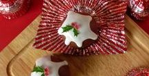 Christmas sweets and cookie
