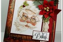 WOW Christmas cards / by Nancy Childs