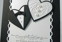Wedding/Anniversary/Love cards / by Nancy Childs