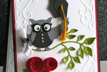 Special day  cards (some graduation) / by Nancy Childs