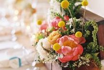 #Centerpieces / Ideas for your wedding