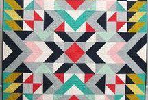 Quilts, Quilts, Quilts / Patchwork Sewing Quilt Quilten Patchworkdecke