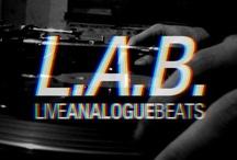 L.A.B Live Analogue Beats