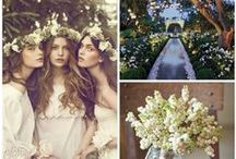 Midsummer Magic / The lazy hazy days of Summer - the perfect wedding at Castle Hill Devon
