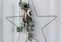 #ChristmasDecorations / Simple diy ideas for the most wonderful time of the year!