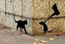 • STReet ARt • / Tout ce qui touche à l'art de la rue