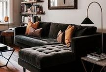 Interior Decor Inspiration / Inspired ways on how to spice up your home with neat and interesting decor and furniture. I love minimal, woodsy, and modern decor