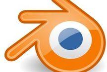 ♦ 3d: Blender 3d / All about Blender 3d - Free & Open Source 3d Graphic Editor