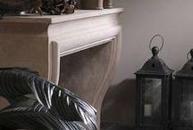 Schouwen en openhaarden / Schouwen en openhaarden van Franse witsteen, schouwen en openhaarden van Bourgondische kalksteen, schouwen van Belgisch hardsteen en massief zwart marmeren schouw zijn de specialiteit van De Opkamer.
