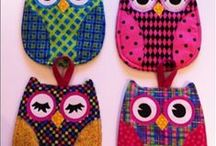 owls -sovy, sovičky