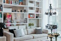 storage ideas - úložné priestory