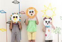 crafting with kids - tvoríme s deťmi