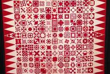 Quilt - Dear Jane / Patchwork und Quilt Dear Jane