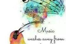 Sonidos que amo / Musica