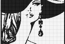 ×× cross stitch - krížiková výšivka ××