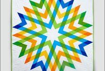 Quilt - Stars - Sterne / Quilt Quilten starquilt Patchwork Sterne