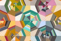 Quilt - Kaleidoscope / Quilt