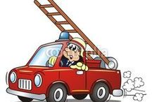 ---< Auto: Emergency - Rescue - Fire engine - Feuerwehr >--- / Emergency - Rescue -  Fire engine - Feuerwher - Пожарная техника - Служба спасения 911 112  brandweerauto's