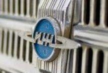 •♥ Auto: IZH - ИЖ  (SU-RUS) [1965] ♥ /  (1965) Ижевский Авто Завод - Izhevsky Avto Zavod - Izh Auto Plant > АвтоВАЗ * Ижевский автомобильный завод ООО «ОАГ» (бывш. ОАО «ИжАвто»)