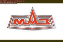 Auto: MAZ - МАЗ  (SU-BY) (1944) / (1944) ОАО «Минский автомобильный завод» * Минский Авто Завод * Minsky Avto Zavod * Minsk Avto Plant **** BY ***** Беларусь ****