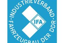 ♦ Auto: IFA (DDR) [1946/1948] ♦ / Industrieverband Fahrzeugbau (IFA) * IFA-Kombinat Nutzfahrzeuge Ludwigsfelde *