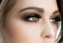 Inspiring Bridal Make Up / Magnificent bridal make up looks to enhance your look, and the overall feel of your wedding day.