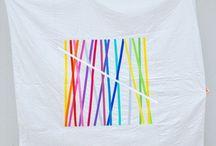 Quilt - MODERN / Moderne Quilts Quilten quilt