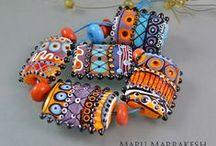 Beads and Glass / Handmade Glass, Beads and Treasures