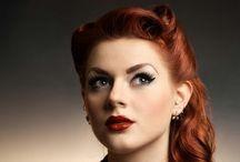 Hair & Make-up / by Jennifer Mccallahan Bowles