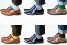 Men's Fashion Shoes / Men's Fashion shoes / by Gabriel Rosas