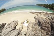 Dream Islands / Beautiful places for destination wedding or honeymoon