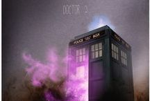 Doctor Who / by Ryann Swanson