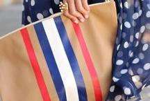 Prints / #Fashion + #Style, #Prints: #polkadot, #flower, #stripes, #leopard