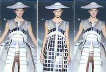 Tech meets Fashion / #Fashion and #Tech