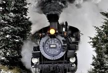 Locomotives, Railroads, & Trains