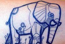 Tattoos / by Dylan Hirschbein
