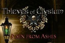 Thieves of Elysium / Thieves of Elysium: Risen from Ashes by Author Michael Alexander is now available on Amazon and all book retailers. All images, unless specifically specified, are conceptual ideas for the series and not the property of Michael Alexander.  http://www.amazon.com/Thieves-Elysium-Risen-Michael-Alexander-ebook/dp/B00HS4G7P8/ref=cm_cmu_pg__header