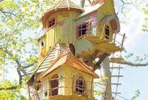 Treehouse/Playhouse / by Julie Bozarth