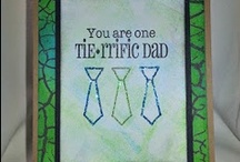 Fan{TACHE}tic Father's Day {Stamp Set}