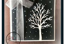 Tranquil Tree Die / Tranquil Tree Die is great for so many cards and projects!  Made in the USA!