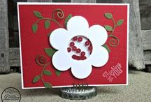 Snowflake Flower Die Set / Coordinates with Just Snowflakes Too Stamp Set and Simply Snowflakes! made in the USA!