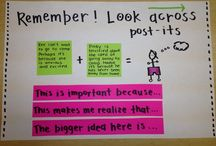 Anchor Charts / by Devany Dawson