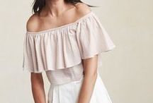 Sustainable Fashion / Conscious fashion finds - ethical, eco, locally made, and sustainable picks from brands I love.
