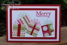 Stampin Up - Christmas / by Cathy Holman