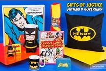 Superhero Gifts / All of your favourite Superhero characters on a range of products!