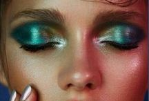 The Eyes Have It / Eye Make-up