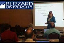 Blizzard Universities Past / Blizzard Internet Marketing Inc. - Marketing Workshops