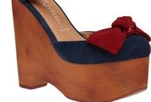 Wedges/high heels