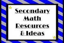 Secondary Math