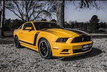 Ford Mustang / All things Pony Car featuring the legendary Ford Mustang.